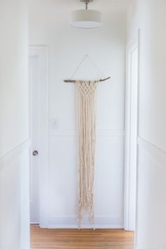 Natural Rope Macrame Wall Hanging bowlandpitcher.com