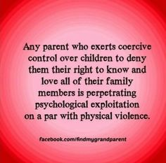 Exactly what she does to our precious children! Tries to deny them normal family relationships because HER childhood and relatiinships were screwed up. NOT okay amd definitely emotional abuse. Mom Quotes, Family Quotes, Life Quotes, Jerk Quotes, Relationship Quotes, Abusive Relationship, Friend Quotes, Narcissistic Mother, Narcissistic Abuse