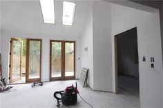 7711 Plum St, New Orleans, LA 70118 loved the skylights in this unfinished reno