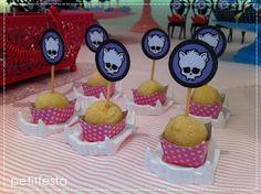 Petit Festa Monster High party