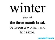 True Meaning Of Winter #humor #lol #funny