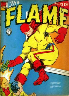 The Flame #3