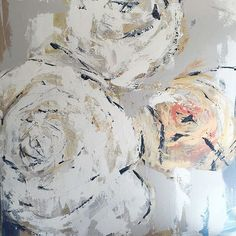 Big bloomsDeann art