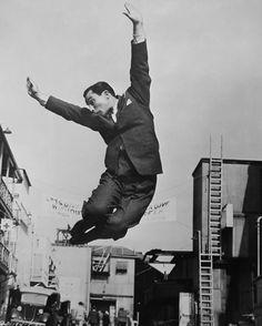 Happy LEAP day. Gene Kelly