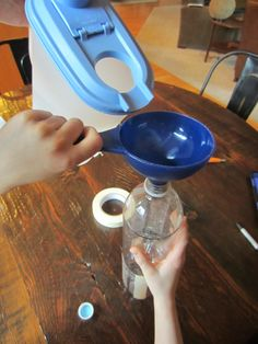Relentlessly Fun, Deceptively Educational: How to Make a Water Clock Greece Country, Pitcher Of Water, Water Clock, Irrigation Controller, Clock Craft, Water Timer, How To Make Water, Sprinkler Irrigation