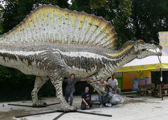 Spinosaurus project, Davide Bonadonna