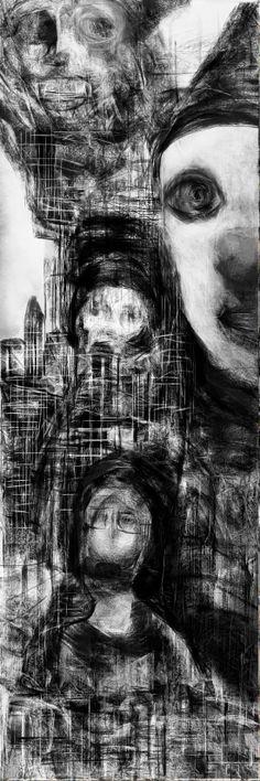"The Clown Stays""  By Ruth Clotworthy"
