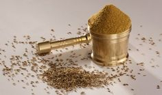 The cumin known as Jeera aka is an Indian herbal spice that is rich with many health benefits for the body. An Ayurveda physician wrote about the cumin giving an explanation why the cumin is such a valuable herb. This wonder spice has too many benefits fo Ayurveda, Herbal Remedies, Home Remedies, Natural Remedies, Health Remedies, Natural Treatments, Diabetes, Liver Detox, Losing Weight
