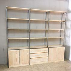 Fabricamos a medida Shelving, Bookcase, Home Decor, Industrial Style Furniture, Art, Homemade Home Decor, Shelves, Decoration Home, Room Decor