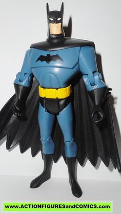Batman Mission Masters Animated Mattel Dark Knight Kenner Figures MULTI-LISTING