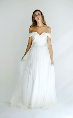 Wedding Dress Designers - Leanne Marshall | View on LOVE FIND CO.