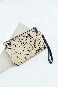 Silence + Noise Leather Wristlet Wallet - Urban Outfitters