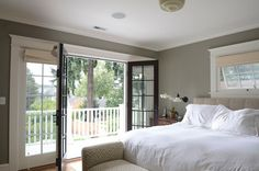 Eastmoreland Residence- 2 - traditional - Bedroom - Portland - Emerick Architects