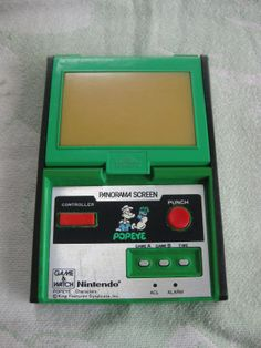 Nintendo Game And Watch Mario Bros Multi Screen Rare