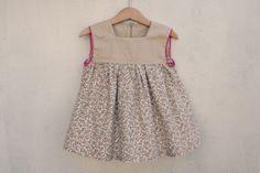 DIY - sew - LARA tuniek 'Zelfgemaakte kleertjes 1'