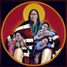 Mary and Jesus asian pictures - Google Search Navajo Jesus and Children