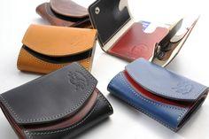 手のひらサイズの小さいふ   For M Craft Work, Card Case, Sunglasses Case, Wallet, Leather, Life, Products, Paper Craft Work, Purses