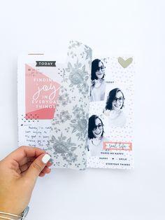 Everyday Things TN Layout by Suzanna Stein   @FelicityJane