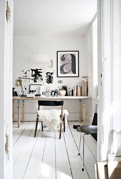 @Tips Graphic Design: 11 Inspirasi Tempat Kerja Idaman Freelancer