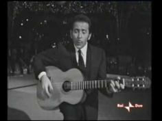 ▶ Domenico Modugno - Un uomo in frac - YouTube