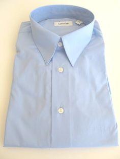 Calvin Klein Men's Dress Shirt Long Sleeve, Blue, « Shirt Add  Free Pinterest E-Book Be a Master Pinner  http://pinterestperfection.gr8.com/