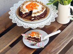 SMOOTH COOKING aneb vaříme hladce : MRKVOVÝ DORT neboli CARROT CAKE