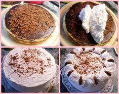 Csokis keksz torta recept - Tortareceptek.hu Tiramisu, Ethnic Recipes, Food, Candy, Tiramisu Cake, Meals