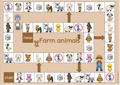 Ideenreise: farm animals