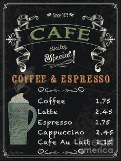 I uploaded new artwork to plout-gallery.artistwebsites.com! - 'Cafe Blackboard Coffee Menu-jp3046' - http://plout-gallery.artistwebsites.com/featured/cafe-blackboard-coffee-menu-jp3046-jean-plout.html