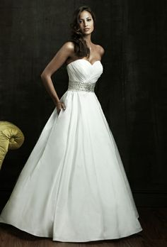 Brides: Allure Bridals :  8802