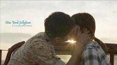 Song Joong-Ki 송중기 as Yoo Shi-Jin & Song Hye-Kyo 송혜교 as Kang Mo-Yeon ~ Episode 09