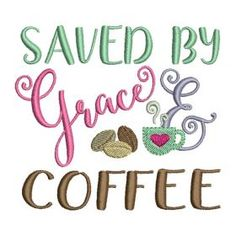 All Designs :: Grace and Coffee