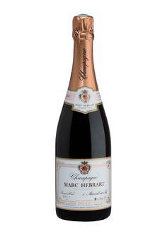 Le Brut Rosé de Marc Hébrart : 15 champagnes rosés à découvrir - JDN