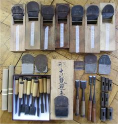 japanese woodworking tools.