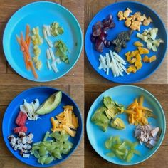 8 Month Old Baby Self-Feeding - Pinecones & Pacifiers Baby Led Weaning 7 Months, Baby Led Weaning First Foods, 9 Month Old Baby Food, Baby Food 8 Months, Healthy Toddler Meals, Kids Meals, Baby Finger Foods, Baby Foods, Baby Self Feeding