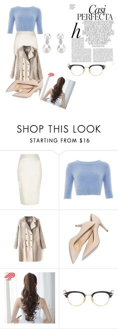 """Job interview"" by unicornclass on Polyvore featuring River Island, Pin Show, Thom Browne, Whiteley, women's clothing, women's fashion, women, female, woman and misses"