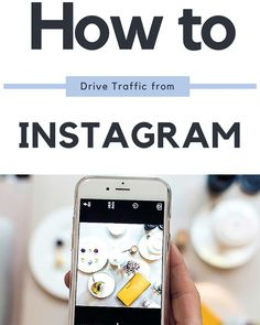 How to drive traffic to Instagram via The Blog Societies