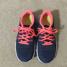 Nike Free-5 Nike Free -5 good condition Nike Shoes Sneakers