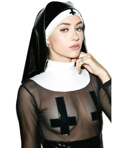Sexy Nun Costume Set | Dolls Kill