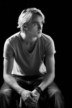 Draco Malfoy (Sorry don't know his real name)