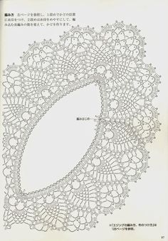 New crochet shawl diagram pineapple Ideas Crochet Collar Pattern, Col Crochet, Crochet Shawl Diagram, Crochet Lace Collar, Crochet Edging Patterns, Crochet Dollies, Crochet Lace Edging, Crochet Poncho, Thread Crochet