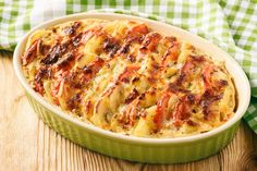 Tomato Gratin Recipe and Nutrition - Eat This Much Antipasto, Quiche, Macaroni And Cheese, Meal Planning, Food And Drink, Nutrition, Paleo, Vegetables, Breakfast