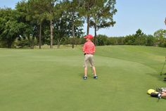 Junior clinics are great to introduce your kids to golf! Check out our year round programs offered by the Gulf Shores Golf Academy!