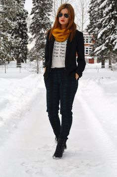 bornlippy // winter style