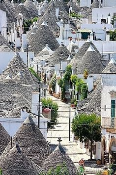 Alberobello Italy I would love to go see this place one day.Please check out my website thanks. www.photopix.co.nz
