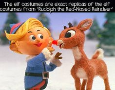 No Way! Elf movie facts (13 photos) 13 facts about the movie Elf aka my favourite christmas movie!