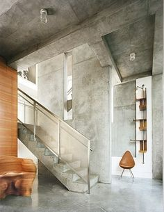 Staircase Ar A House In The Hamptons By Shelton, Mindel & Associates Photography By Michael Moran