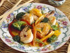 Garnelen mit Brokkoli - smarter - Kalorien: 300 Kcal - Zeit: 45 Min. | eatsmarter.de