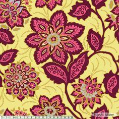 Joel Dewberry Heirloom Ornate Floral in Garnet Joel Dewberry Heirloom Ornate Floral in Garnet (JD53Garnet) fabric from Eclectic Maker [JD53Garnet] : Patchwork, quilting and dressmaking fabric, patterns, habberdashery and notions from Eclectic Maker  £11.60