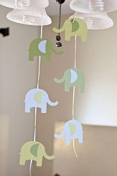Elephant Baby Shower Photos | Nickwilljack